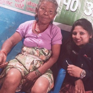 Treating Osteoarthritic Knee with Acupuncture in Nepal